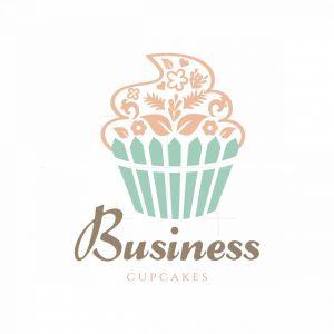 Bakery Garden Fence Symbol Logo