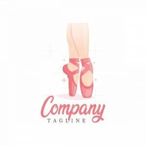Ballet Shoes Logo