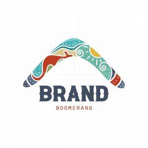 Boomerang Symbol Logo