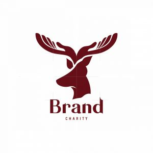 Caribou Charity Symbol Logo