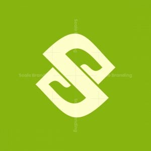 Simple Letter S Initial Monogram Logo