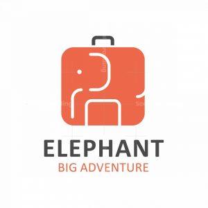 Elephant Travel Logo
