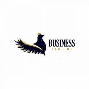 Eyelash Bird Logo