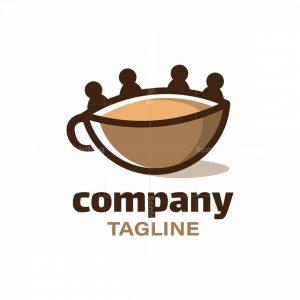 Coffee With Friends Logo