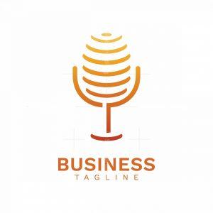 Honey Podcast Logo