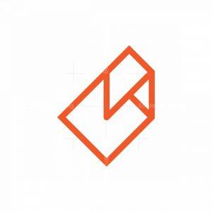 K Paper Logo