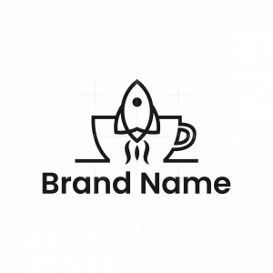 Coffee Rocketlpgo Logo