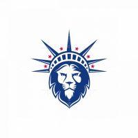 Liberty Lion Logo