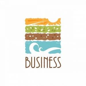 Nature Pics Symbol Logo