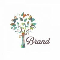 New Tree Gifts Artistic Logo