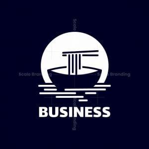 Noodles Boat Logo