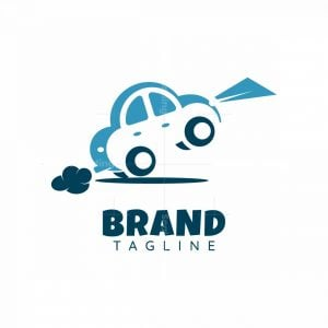 Standing Car Logo
