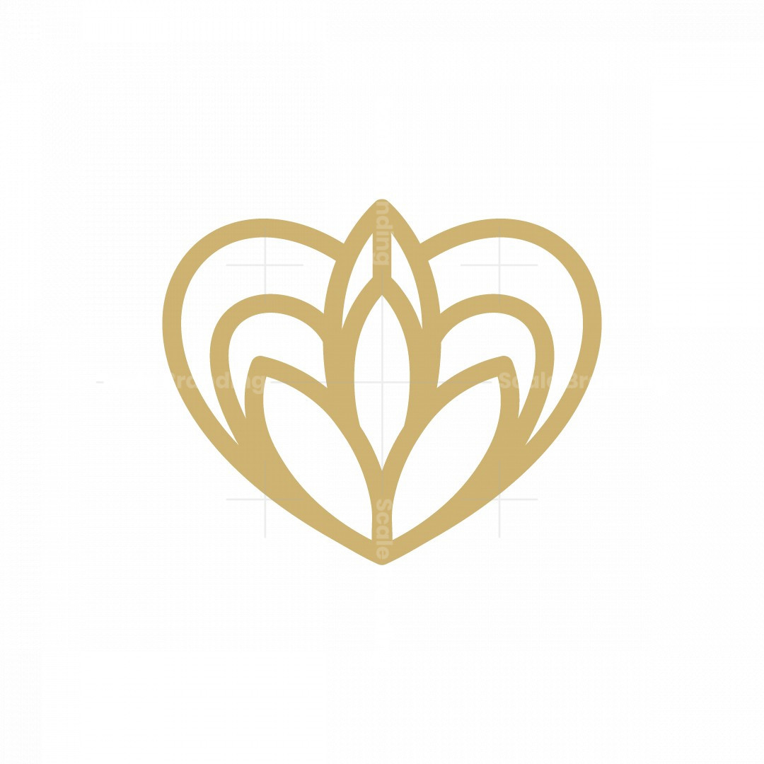 Royalty Flower Logo