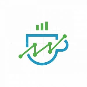 Invest Cafe Cup Logo