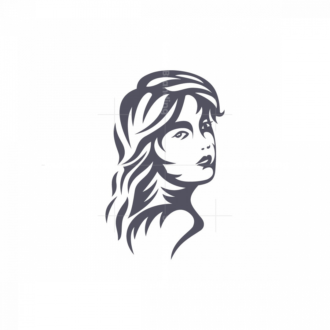 Beauty Woman Logo