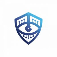 Secure Shield Eye Logo