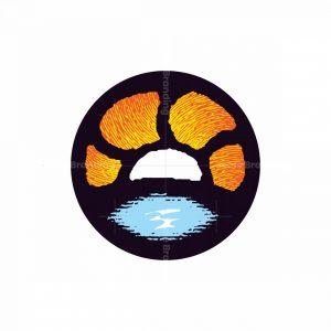 Sunny Croissant Logo