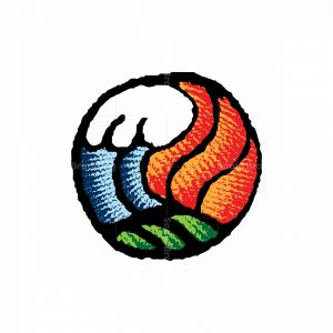 Water, Fire And Earth Logo