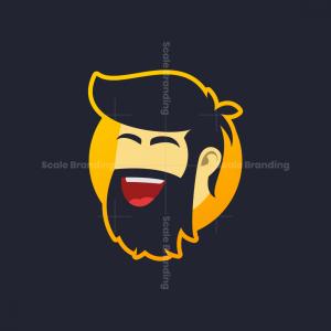 Male Caracter Logo