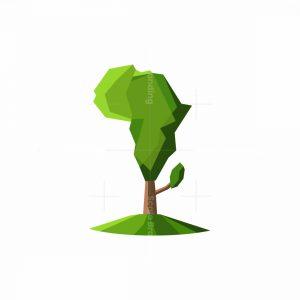 African Tree Logo