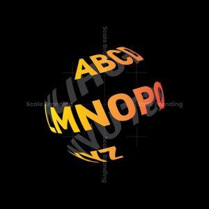 Alphabet World Logo