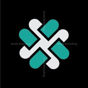 Letter B Unique Logo