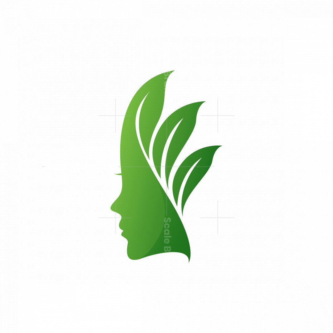 Nature Face Logo