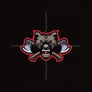 Bear Axe Esports Logo