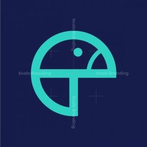 Geometric Bird Logo