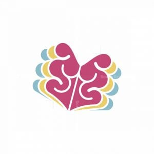 Brain Color Book Logo