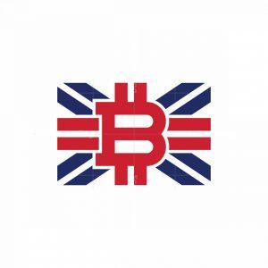 British Bitcoin Logo