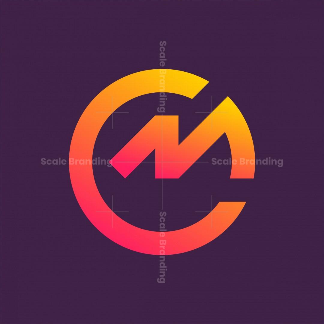 Cm Monogram Logo