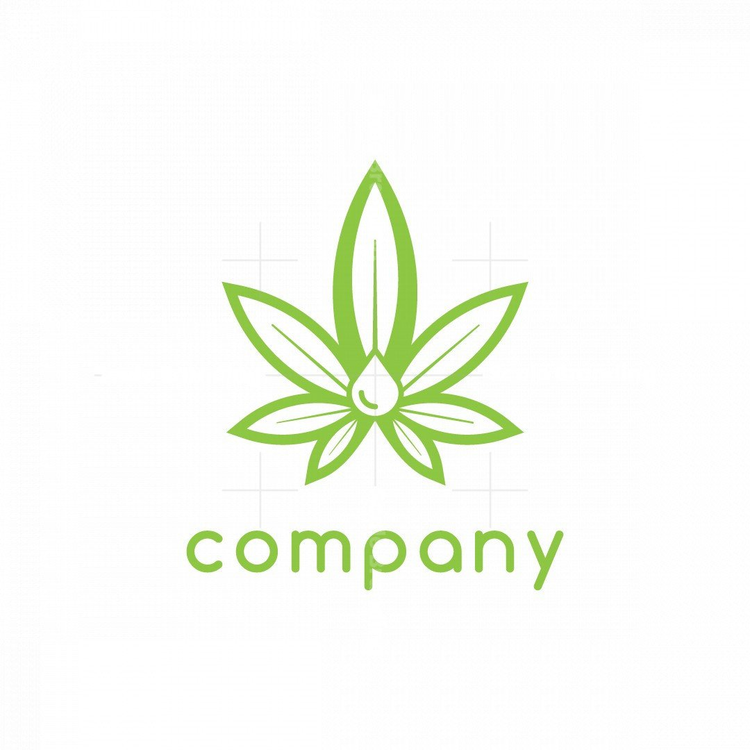 Cannabis Oil Logo