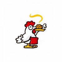Chicken Grill Logo
