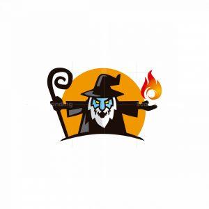 Dark Wizard Logo