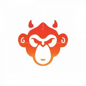 Devil Monkey Logo