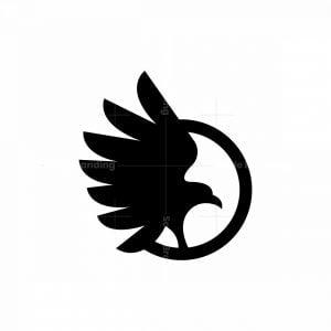 Elegant Crow Logo