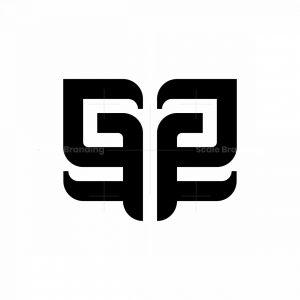 Elegant Gg Letter Logo