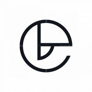 Fashion Letter Eb Logo