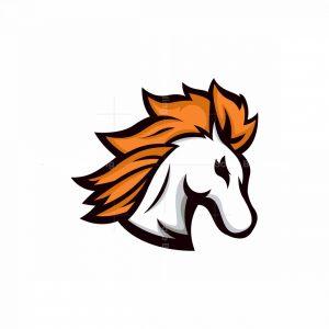 Flame Horse Logo