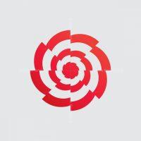 Flower Target Logo