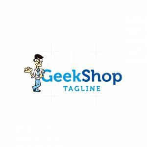Geek Shop Logo