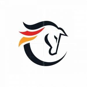 Germany Horse Logo