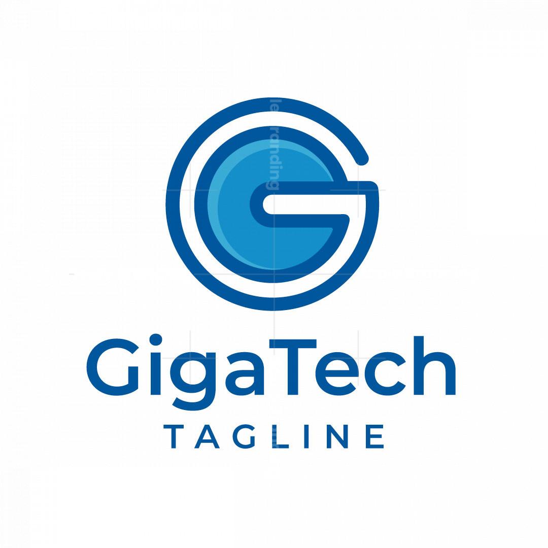Giga Tech G Letter Logo