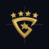 Gold Letter G Logo