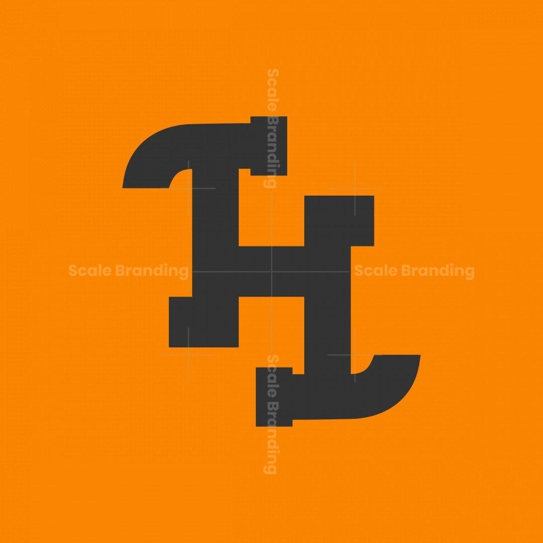H Hammer Construction Logo