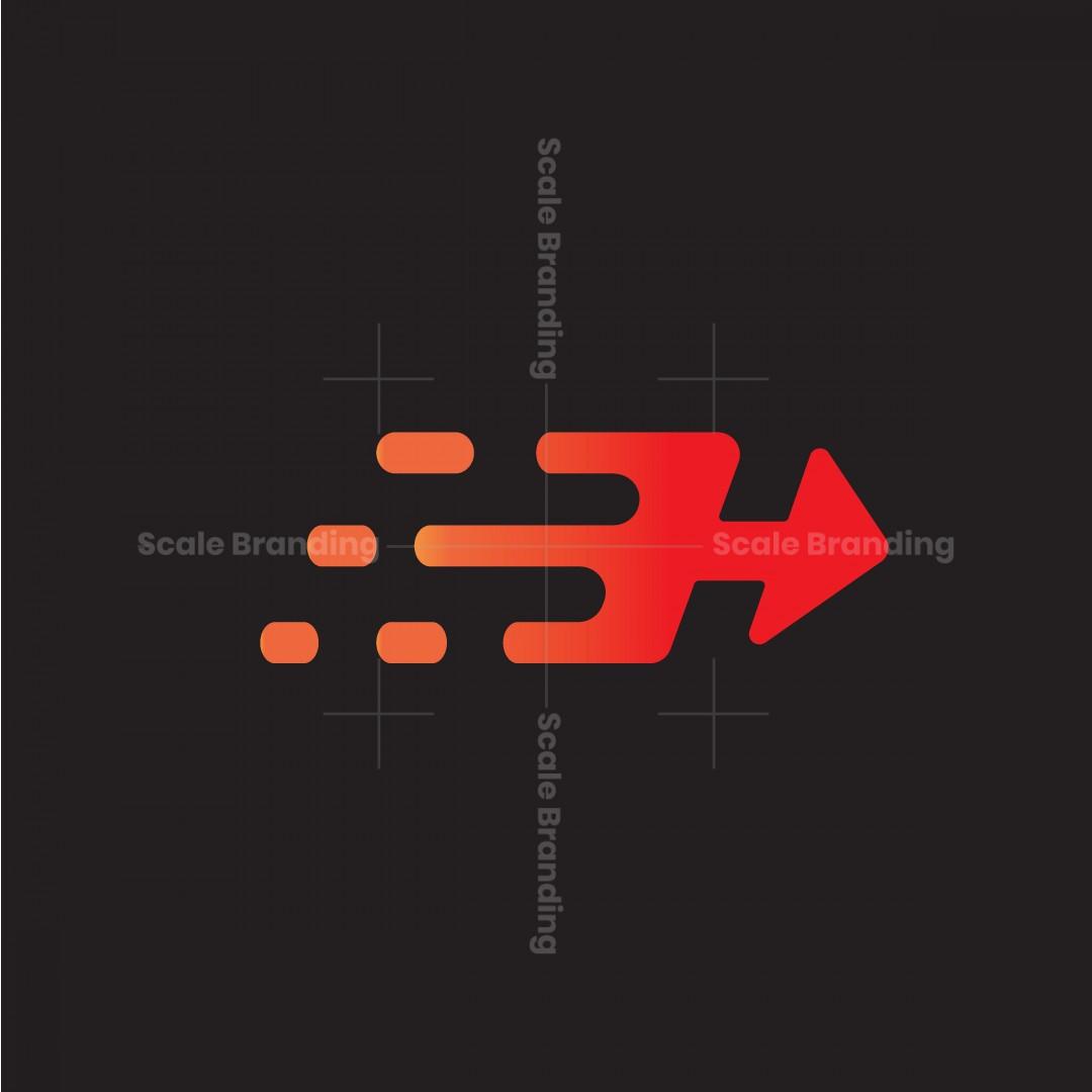 H Fast Logo