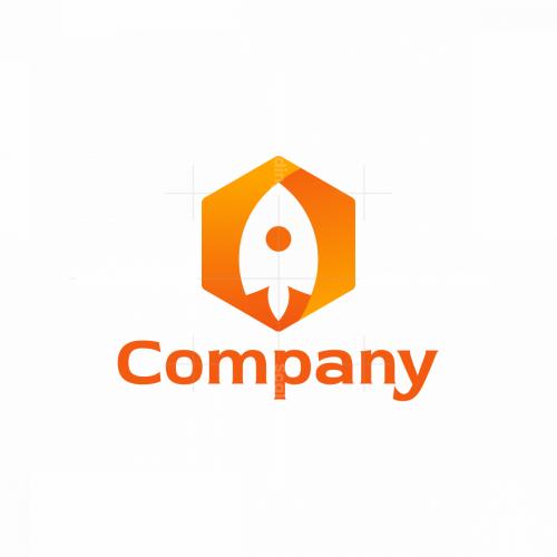Hexa Rocket Logo