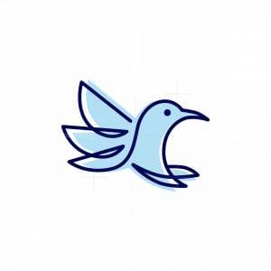Hummingbird Line Logo