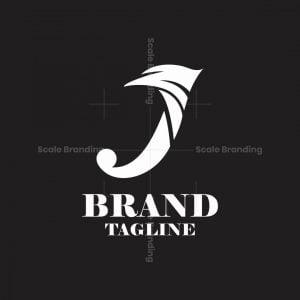 J Eagle Head Logo